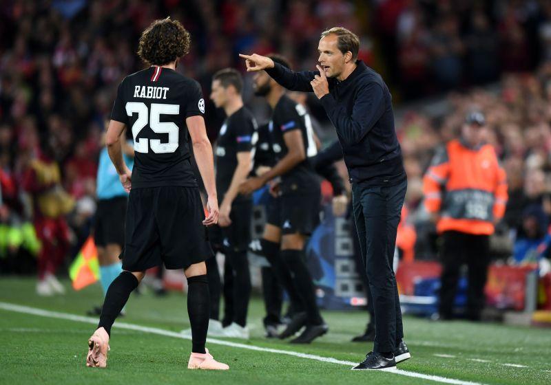 Paris Saint-Germain manager Thomas Tuchel is under pressure