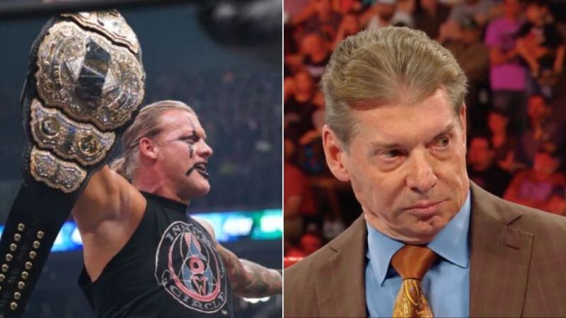 Chris Jericho says that Vince McMahon and Triple H wanted to crush AEW