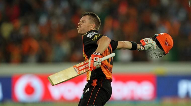 David Warner is fourth on the list of top-run getters in IPL behind Virat Kohli, Suresh Raina, and Rohit Sharma