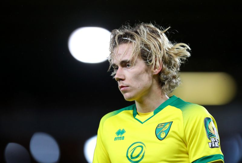 Norwich City has a gem in Todd Cantwell