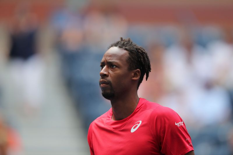 Gael Monfils is the top seed in a field dominated by fellow Davis Cup teammates