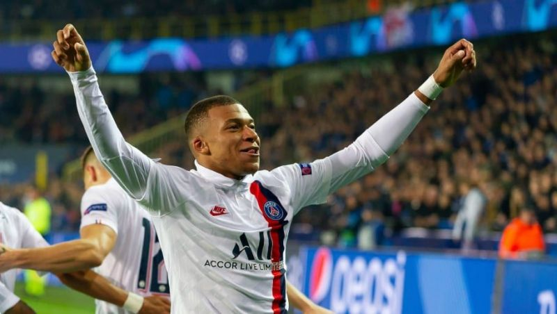 Mbappe has the world at his feet