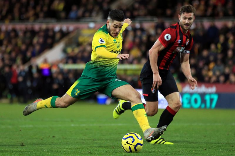Buendia has been one of the stars of Norwich