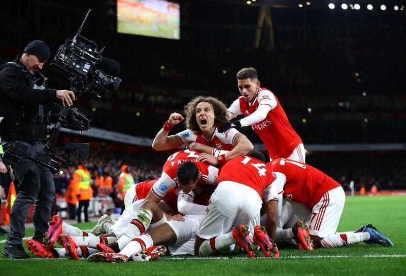 Kết quả hình ảnh cho Arsenal vs Everton