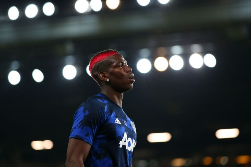 Pogba reportedly feels that he deserves better than Manchester United