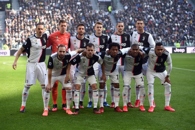 Juventus will face Hellas Verona in Serie A on Saturday