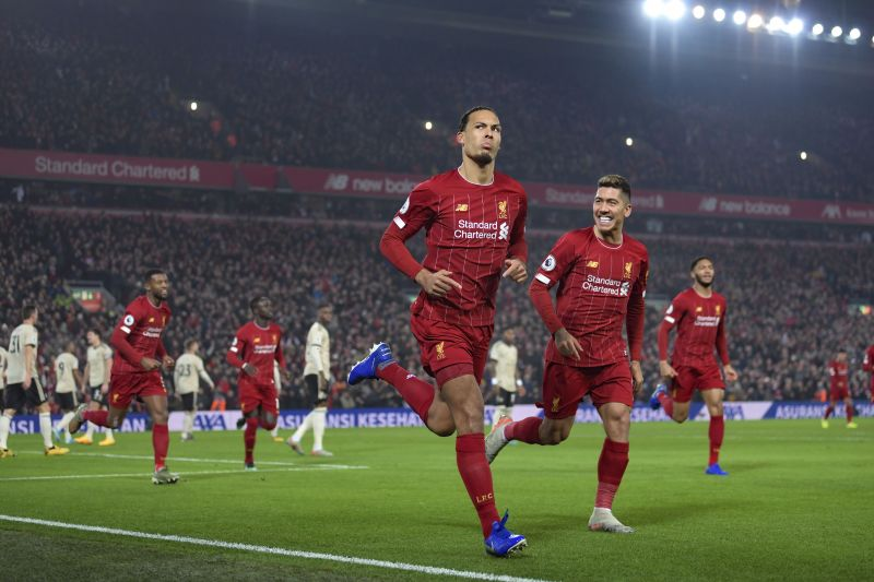 Did anyone expect Liverpool to be doing this well during 2019-20?