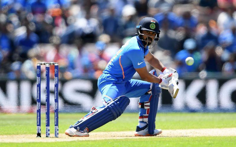 Jadhav has played 73 ODIs for India