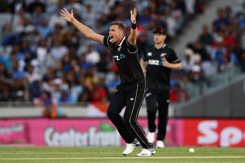 Tim Southee has now dismissed Virat Kohli nine times in international cricket, more than anyone else.