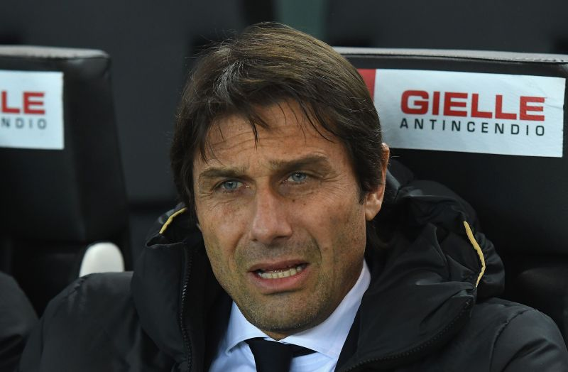Antonio Conte could go joint-top with Inter if he wins the derby