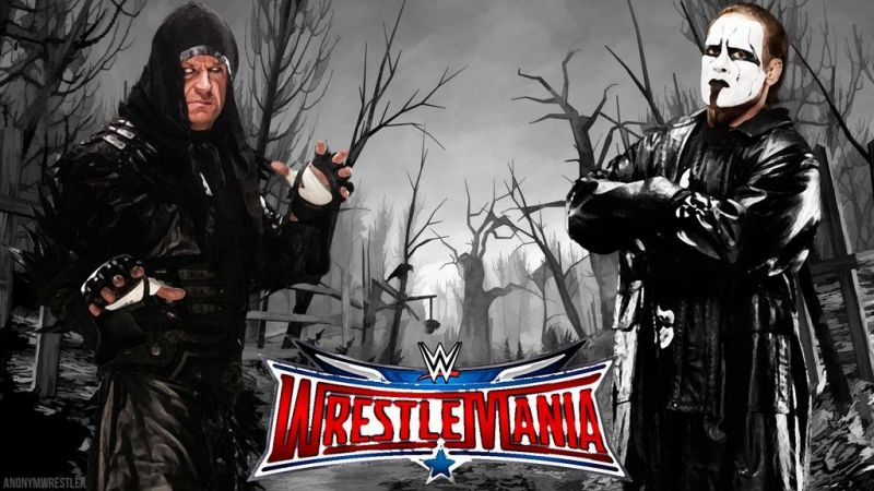 Sting Vs The Undertaker is the faceoff that fans have craved for.