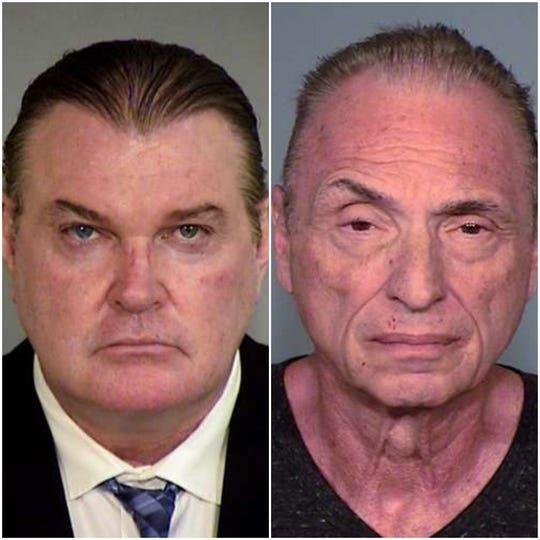 Clarke, 55, on left (Pic Source: AZ Central/Gannett)