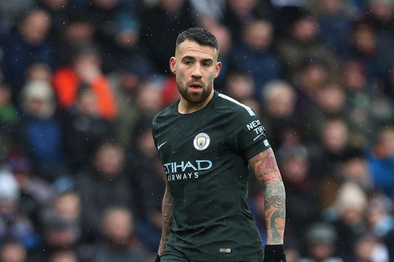 Otamendi has made over 100 appearances for Manchester City.