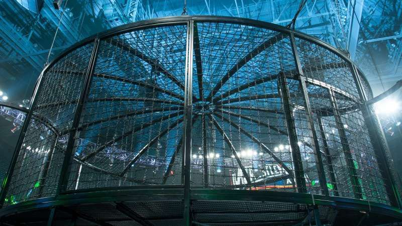 The Elimination Chamber PPV will be held in Philadelphia