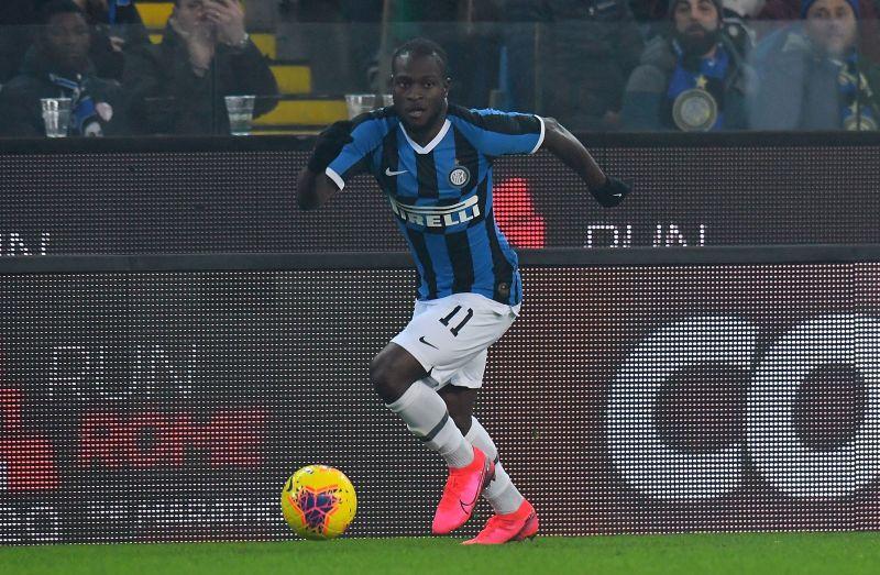 Moses earlier has played under Antonio Conte