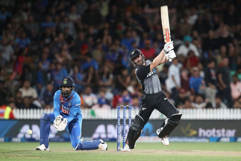 Williamson suffered a shoulder injury in the third T20I against India