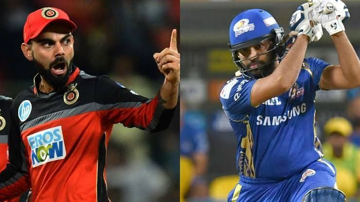 Virat Kohli and Rohit Sharma will play for the same team