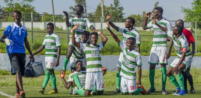 Nzoia Sugar has been struggling in the KPL this season.