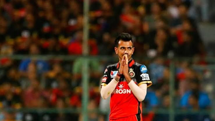 Chahal is RCB
