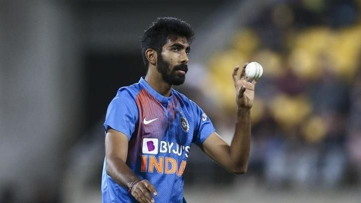 When you notice the thick er beard before his numbers, you know all is not well with Bumrah.