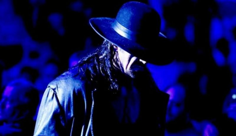 The Undertaker is a man who has given so much to the company for three decades.