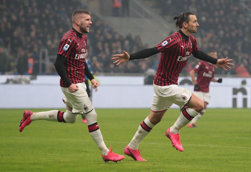 Zlatan scored against Inter but his team came up short. He will be looking for a victory against Juventus