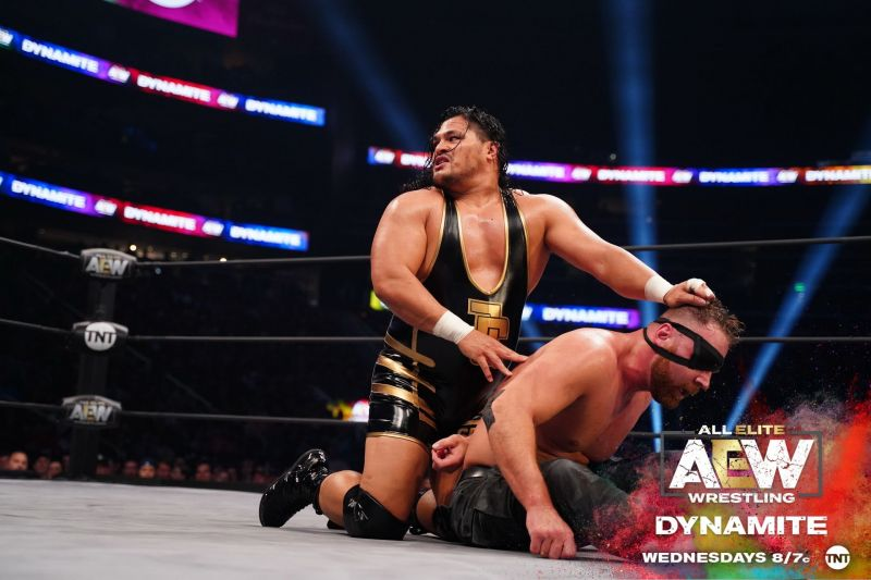 It looks Cody and AEW really want Cobb (Pic Source: AEW)