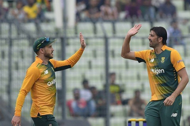 Is it too late for David Wiese to make an ODI comeback?