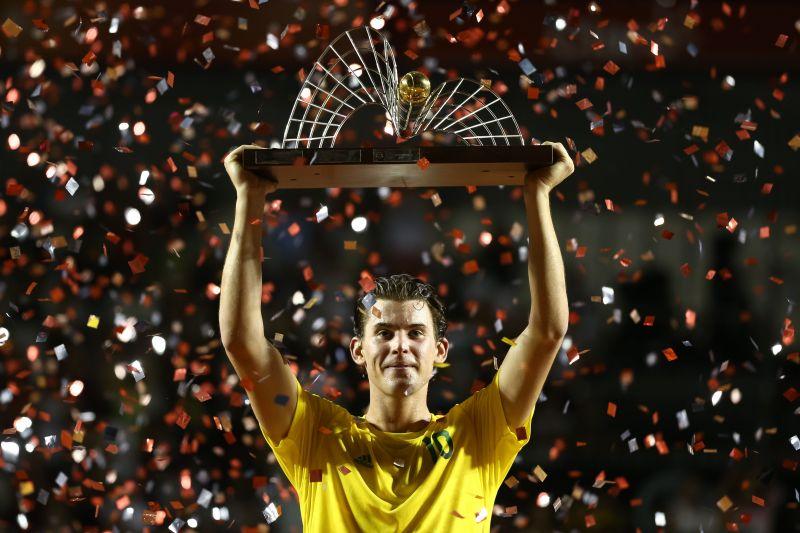 Rio Open 2017 Champion- Dominic Thiem