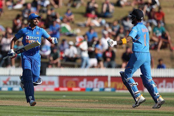श्रेयस अय्यर का पहला वनडे शतक