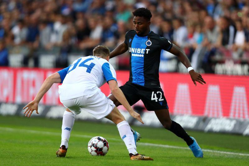 Club Brugge v Dynamo Kyiv - UEFA Champions League Third Qualifying Round: First Leg