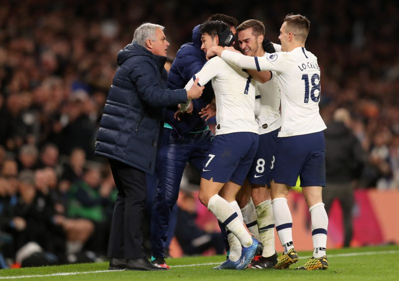 Could Jose Mourinho lead Tottenham to another Champions League final?