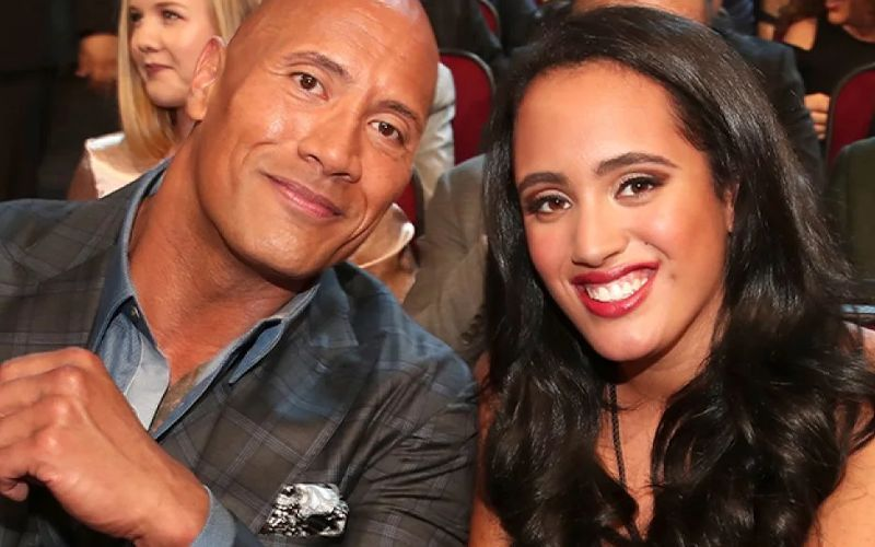 The Rock and Simone