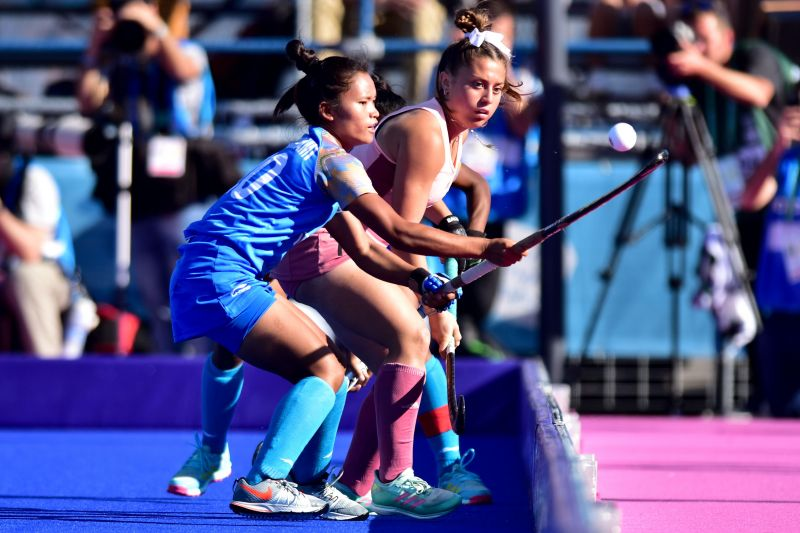 Lalremsiami: The wonder girl of Indian hockey