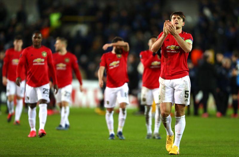 """Résultat de recherche d'images pour """"Club Brugge 1:1  Manchester United"""""""