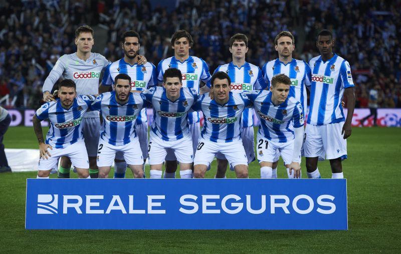 Real Sociedad are in with a real shot at European football next season