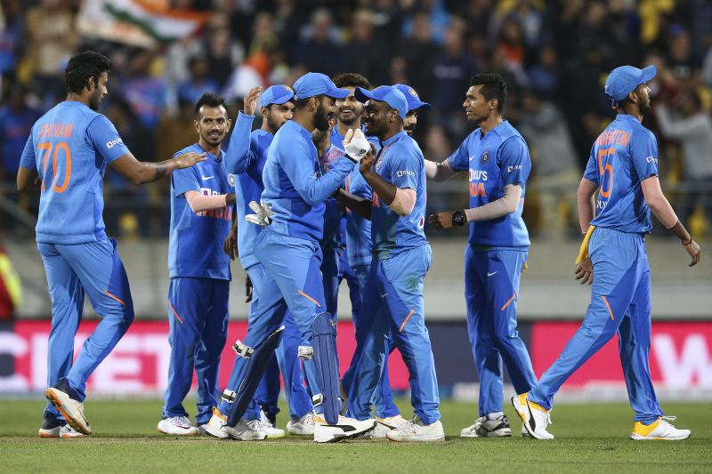 India again managed to take the game to a Super Over and beat New Zealand to make it 4-0 in the series