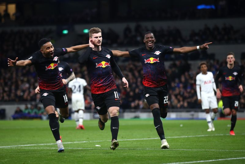 Werner was the coolest man in North London when it was time for his penalty