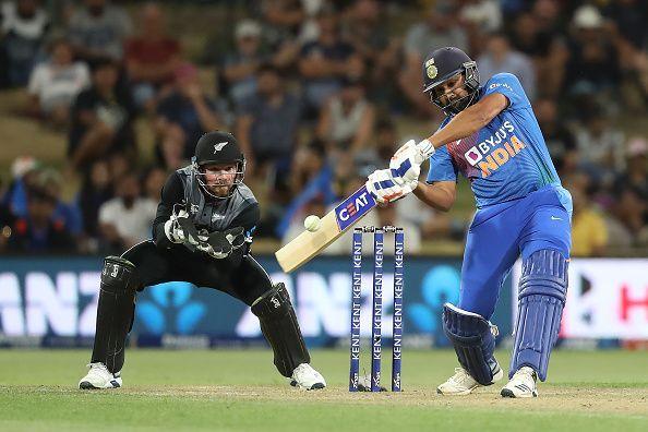 रोहित शर्मा की शानदार बल्लेबाजी