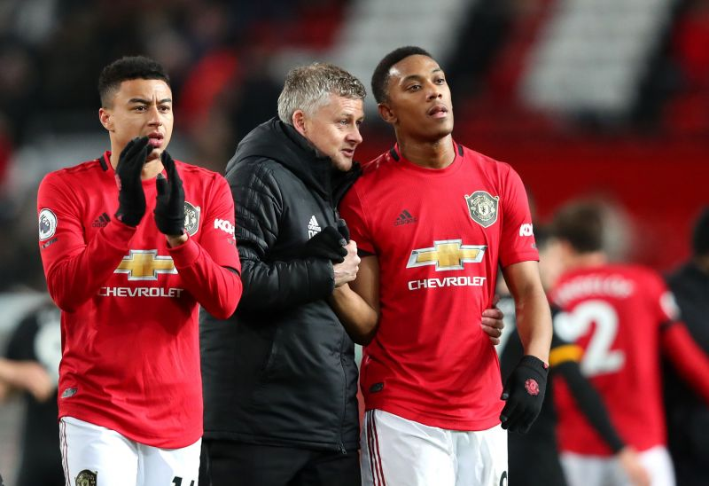Manchester United lost another chance to gain ground on top four
