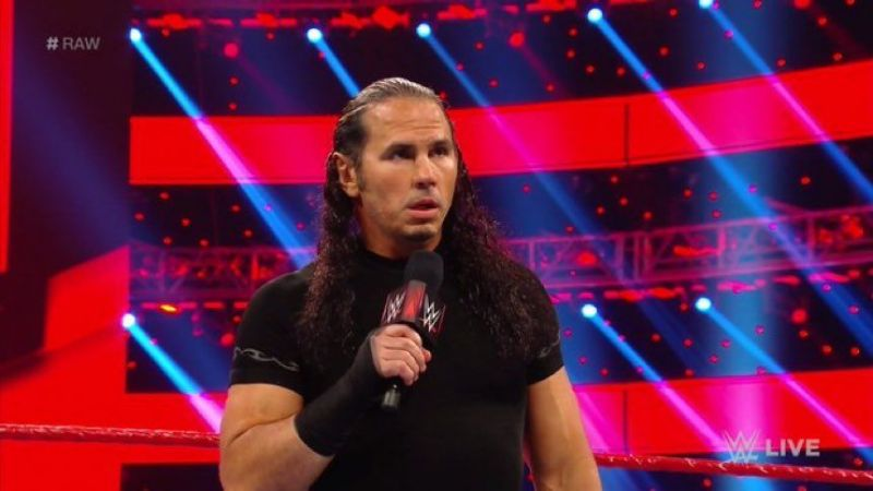 Matt Hardy returned to RAW this week, where he confronted Randy Orton