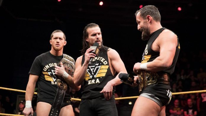 The Undisputed Era might be in trouble
