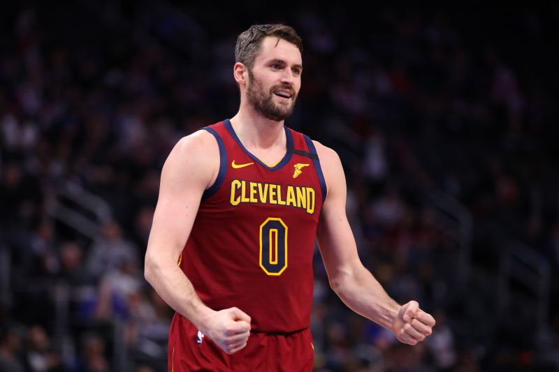 Kevin Love will participate in discussion with Barack Obama this All-Star weekend