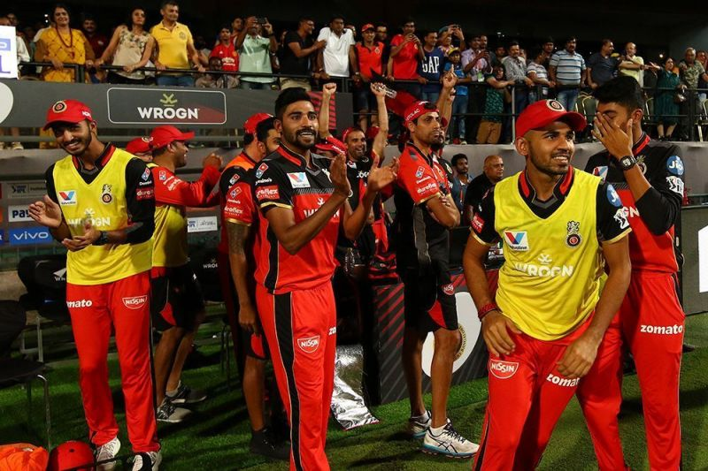 RCB will be gunning for a good season