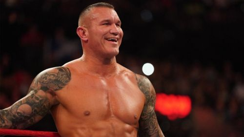 Why did Randy Orton do this?