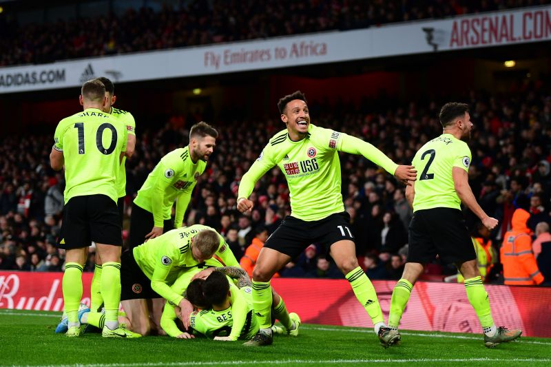 Sheffield United have dug out results against four of the Premier League