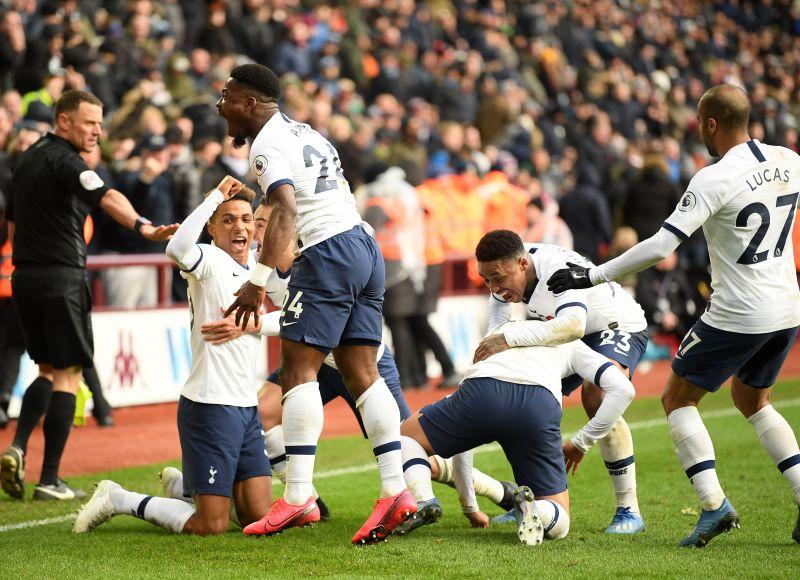Tottenham play host to RB Leipzig in the first leg of their Champions League round of 16 tie this Wednesday