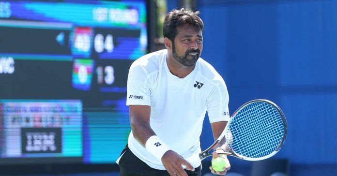 Leander Paes will be playing his final tournament in India