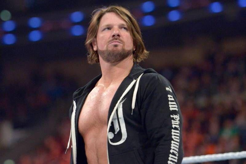 AJ Styles (Image Courtesy: Bleacher Report)
