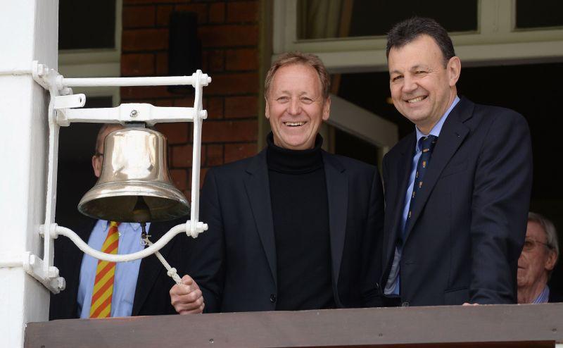 Jeremy Coney (left)